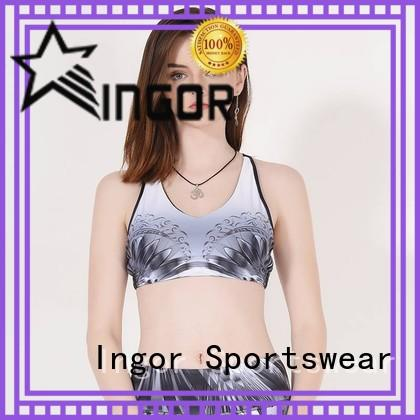 INGOR back best women's sports bra for running to enhance the capacity of sports for ladies