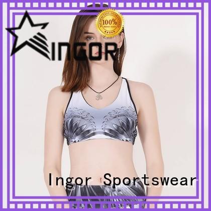 INGOR back best women's sports bra for running to enhance the capacity of sports for ladies