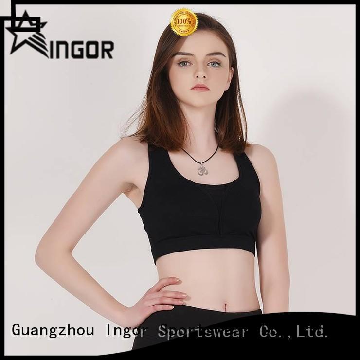 breathable strapless red bra on sale for girls INGOR