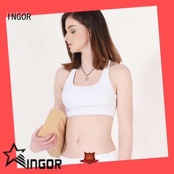 INGOR women women's sports bra to enhance the capacity of sports for ladies