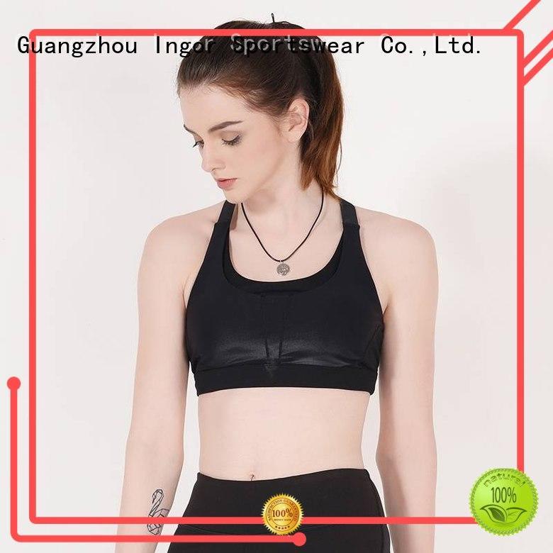 colorful sports bras tops Bulk Buy cross INGOR