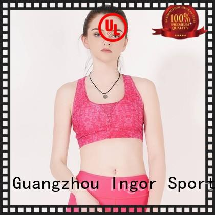 colorful sports bras ladies quality sports bra manufacture