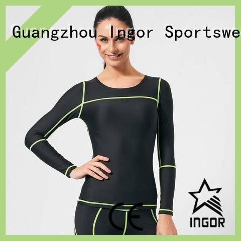 INGOR anti-Static ladies sweatshirts and hoodies sweatshirt for sport