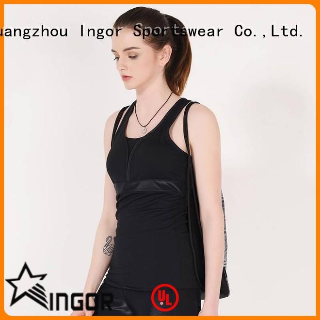 INGOR personalized tank tops for women with high quality for girls