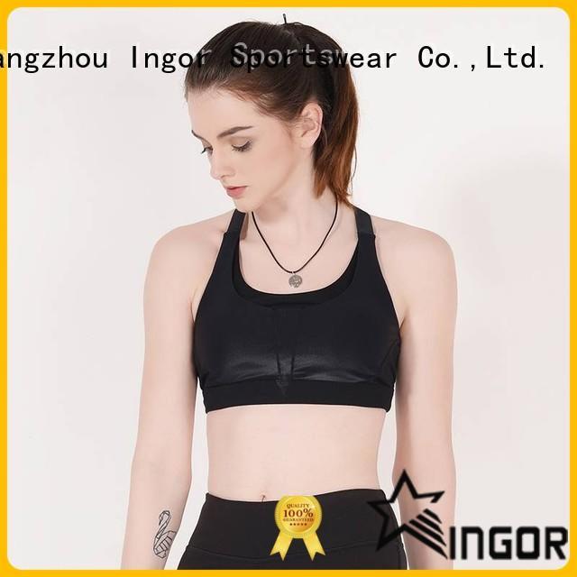 INGOR custom yoga bra to enhance the capacity of sports at the gym