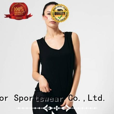 INGOR Brand racerback women tight custom women's workout tank tops