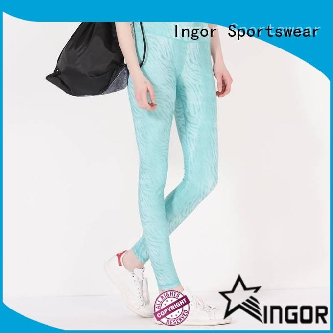 INGOR fitness yoga capris on sale