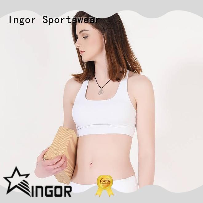 INGOR custom women's sports bra on sale for sport