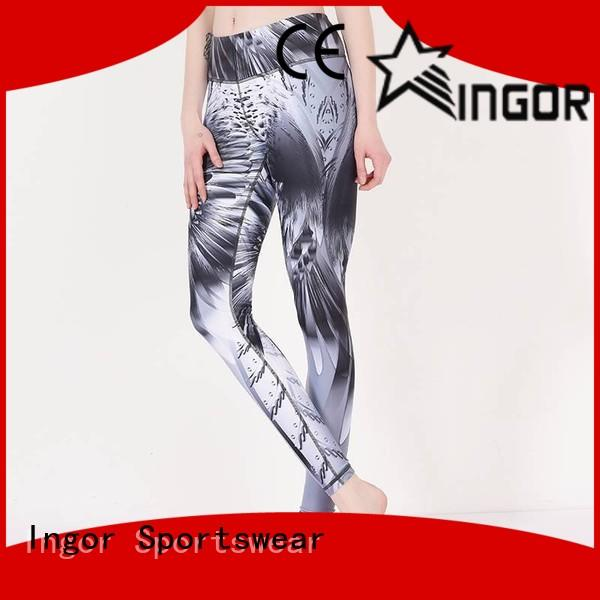 INGOR yoga capris on sale