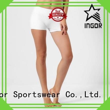 women's running shorts  womens INGOR Brand wholesale women's shorts