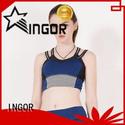 INGOR running yoga bra with high quality for ladies