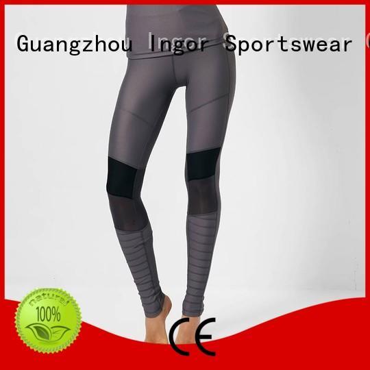 Custom pants yoga pants fitness INGOR