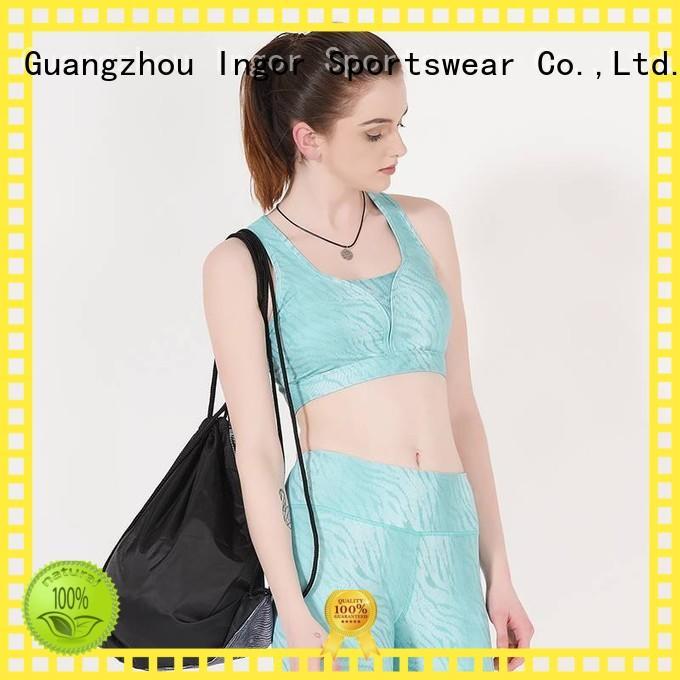 Wholesale companies sports bra INGOR Brand