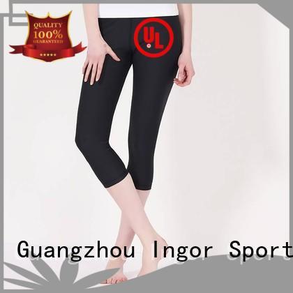 tight patterned INGOR Brand yoga pants