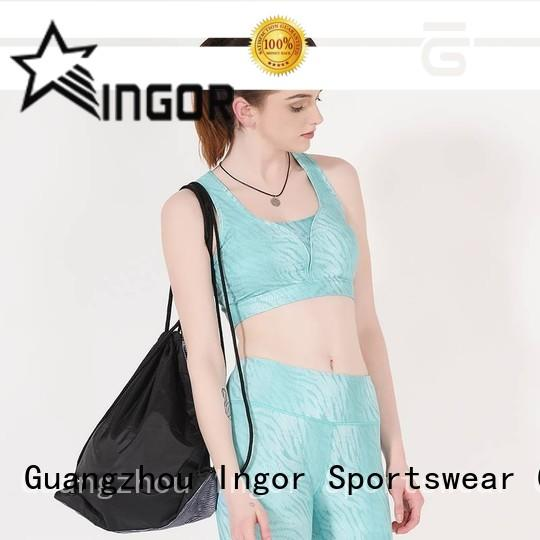 custom compression sports bra adjustable to enhance the capacity of sports at the gym