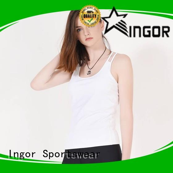 INGOR personalized crop tank on sale for sport