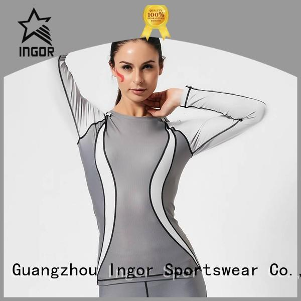 sweatshirts women Sports sweatshirts sports drawstring INGOR company