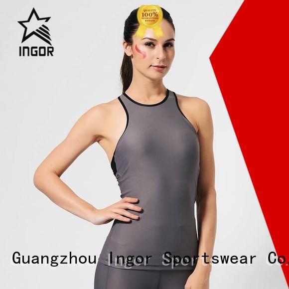 INGOR Brand women criss top bulk tank top