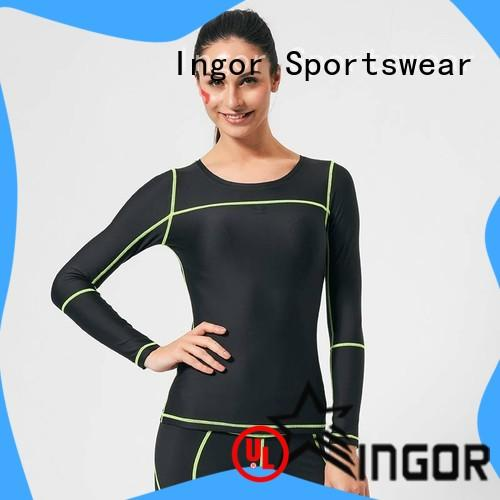 INGOR breathable Sports sweatshirts to keep you staying clean and dry for women