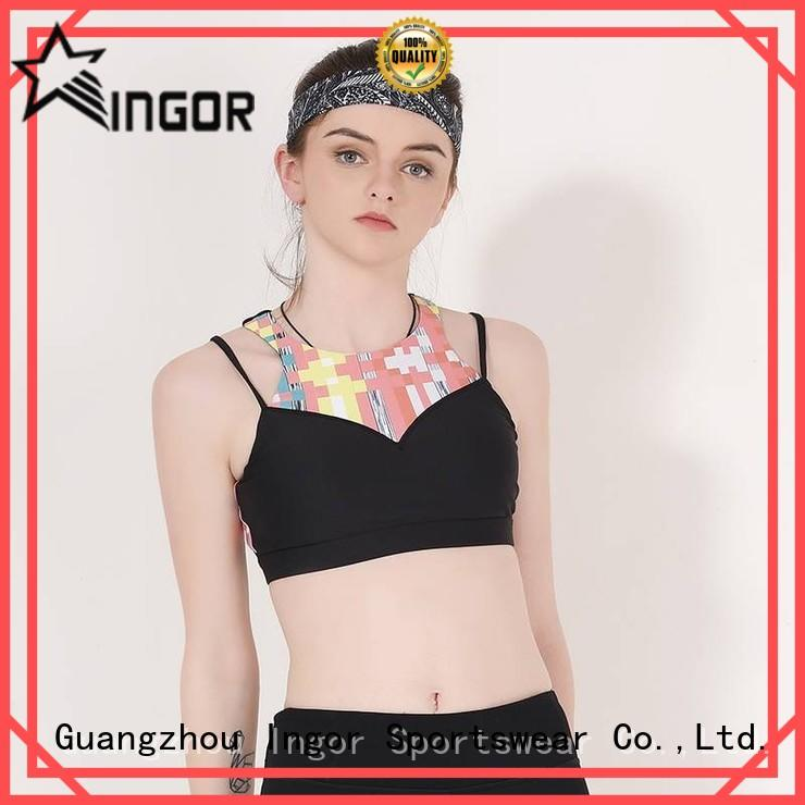 INGOR custom women's sports bra on sale for women
