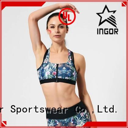 colorful sports bras cross black workout sports bra manufacture