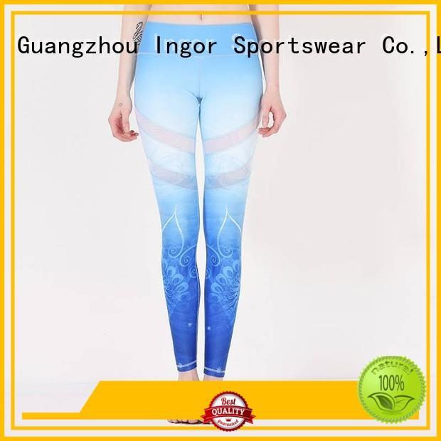 ladies leggings sports leggings INGOR Brand