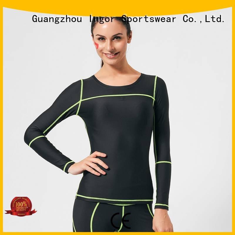sweatshirts for ladies long yoga INGOR Brand