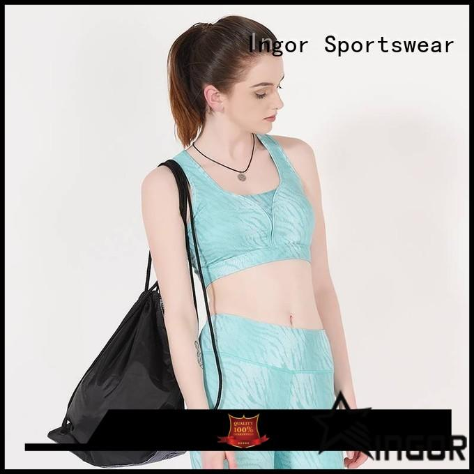 INGOR breathable high impact padded sports bra on sale for ladies