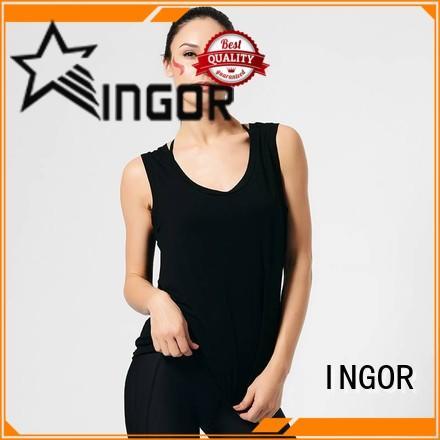 INGOR fashion tank tops for women with racerback design for women