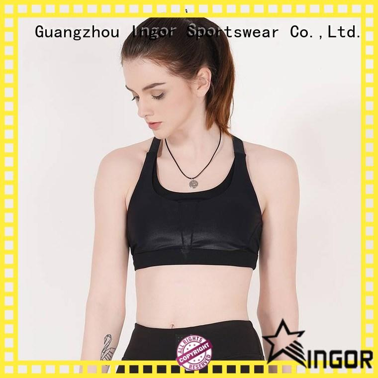 INGOR grey sports bra on sale for ladies