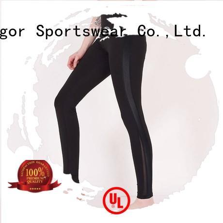 INGOR ladies cotton leggings waist