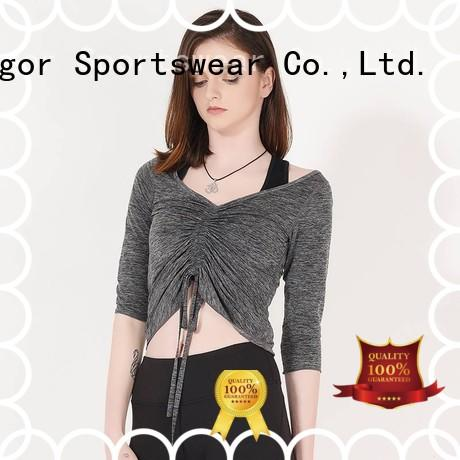 sports modern sweatshirt with high quality at the gym