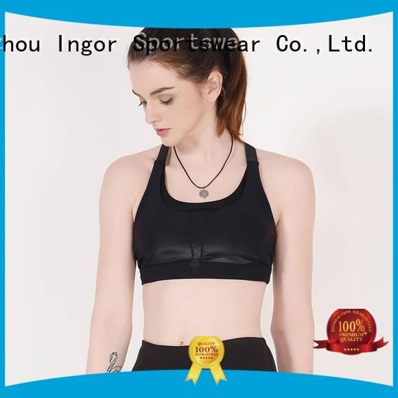 Wholesale yoga sports bra INGOR Brand