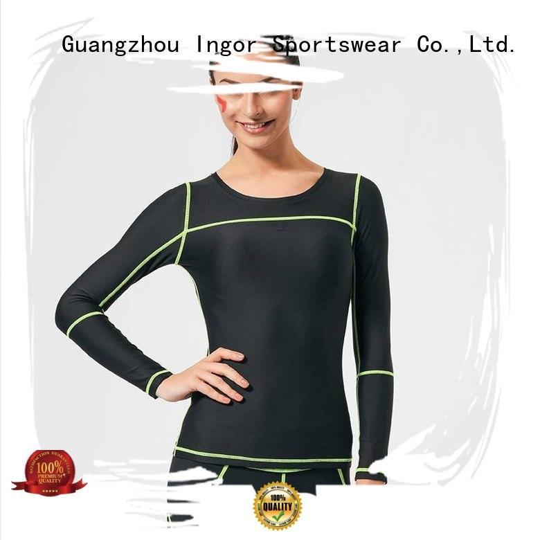 INGOR Brand sweatshirts drawstring sweatshirts for ladies
