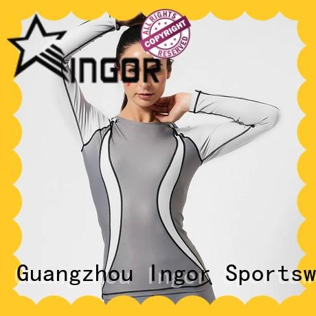 INGOR custom Sports sweatshirts to keep you staying clean and dry for women
