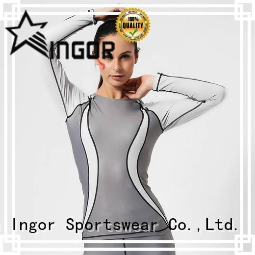 INGOR quick dry Women's Sweatshirts to keep you staying clean and dry for sport