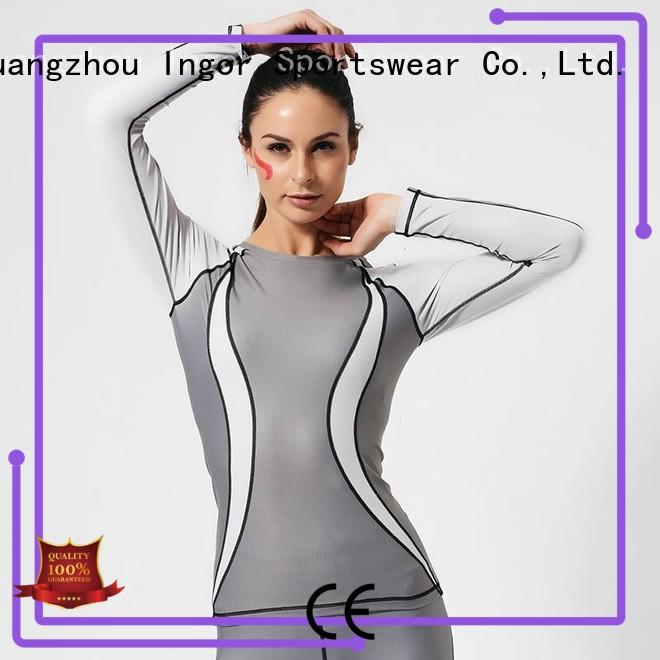 yoga sweatshirts for ladies  shirts INGOR company