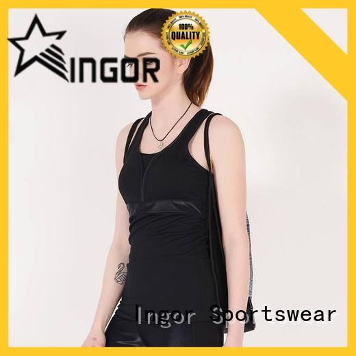 INGOR personalized tank top on sale for yoga