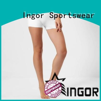 INGOR custom running shorts with high quality for ladies