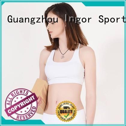 Quality INGOR Brand tops sports bra