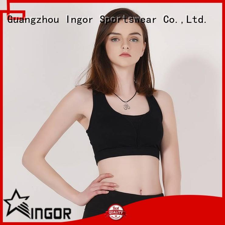colorful sports bras tops patterned ingor INGOR Brand sports bra