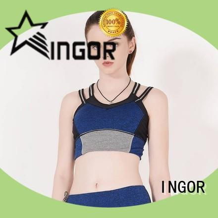 custom best max support sports bra bras with high quality for sport