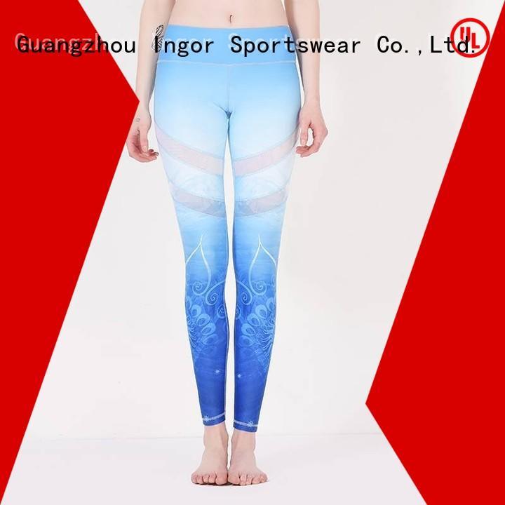 INGOR fitness running pants women on sale for sport