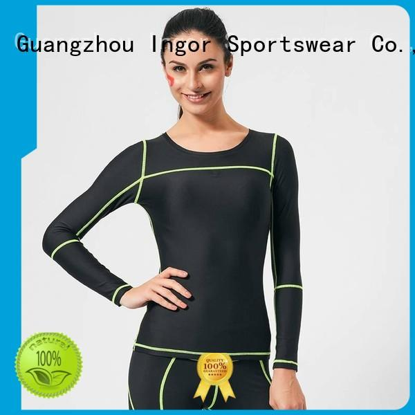 long shirts design INGOR Brand sweatshirts for ladies  factory