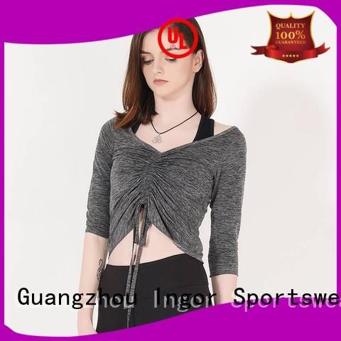 sweatshirts for ladies shirts sleeve long Sports sweatshirts manufacture