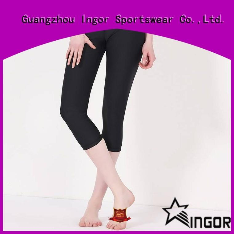 durability yoga capris activewear on sale at the gym