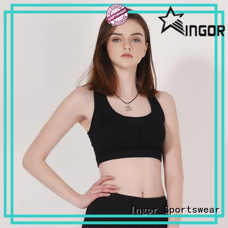 INGOR activewear women's sports bra with high quality for girls