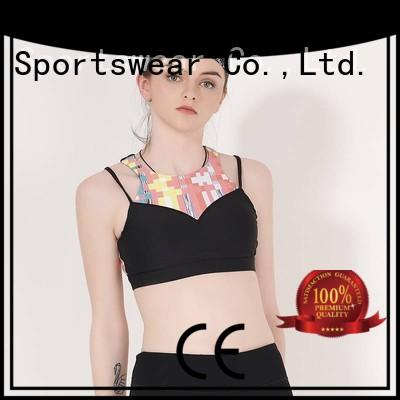 sexy racerback bra with high quality for ladies