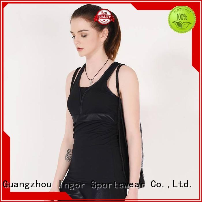 women's workout tank tops summer INGOR Brand tank top