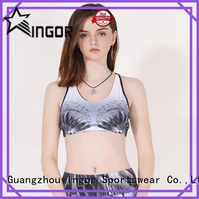 INGOR design high sports bra on sale for ladies